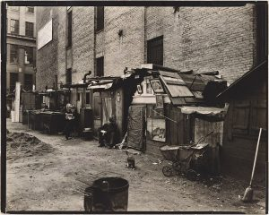 An actual Hooverville