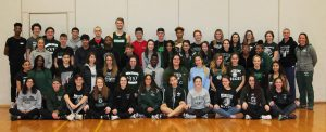 girls and boys track team