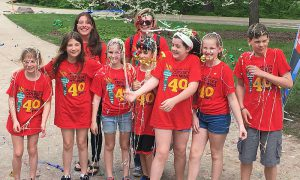 Odyssey of the Mind team