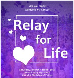 relay for life art