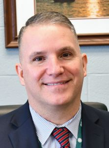 Assistant Superintendent for Curriculum and Instruction Christian Ranaudo