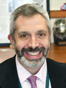 Assistant Superintendent for Human Resources Michael Giradina