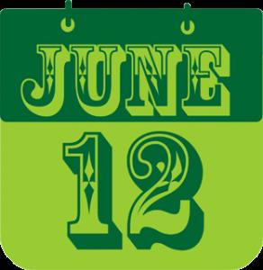 June 12 art