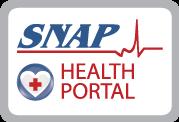SNAP health portal logo
