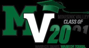 Class of 2021 logo artwork