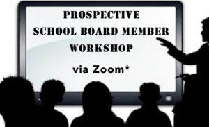 School Board session poster