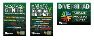 Spanish language posters