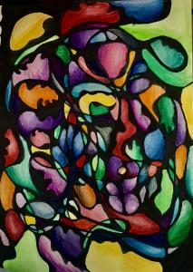 neurographic artwork