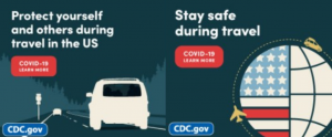 CODI-19 travel safety artwork