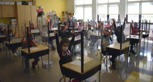 Otisville classroom