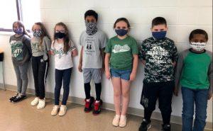 Otisville Elementary students