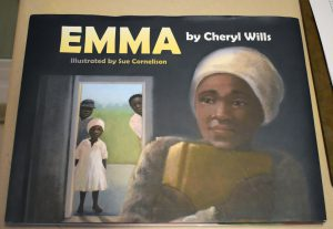 book cover of Emma