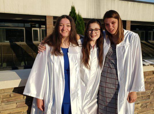 graduation day