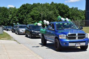 car parade truck