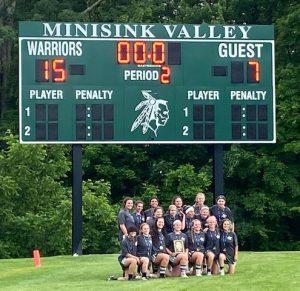 Girls lacrosse team