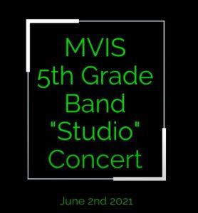 Intermediate School Concert