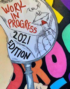 Work in Progress publication cover