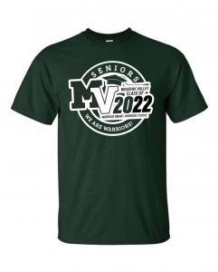 Class of 2022 t shirt